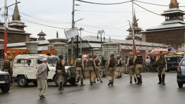 IS in Kashmir: Terror Outfit' Chief Among 6 Killed in the Valley, Over 30 Injured in Separate Incidents in Jammu & Kashmir